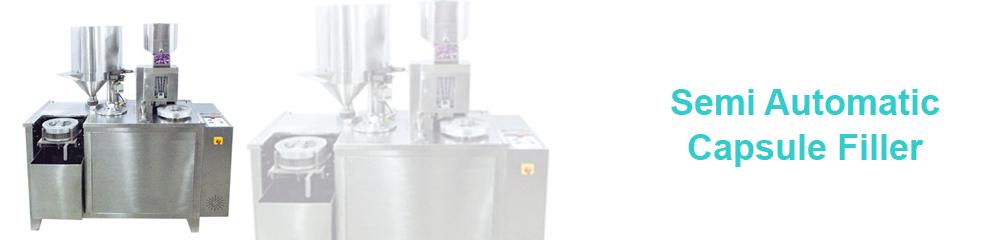 manual capsule filling machine india